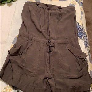 BCBGMaxazria shorts romper